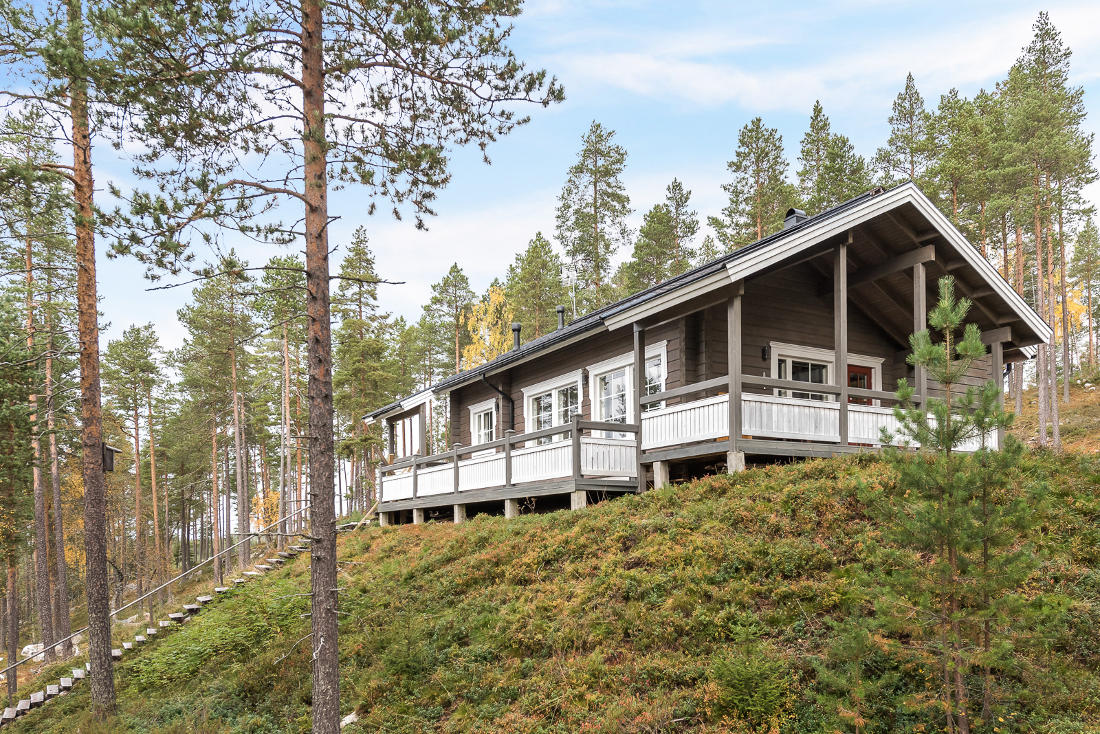 Your perfect vacation retreat in Ruka